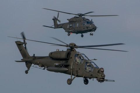 Elicotteri esercito italiano 7 reggimento vega