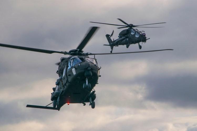 Elicotteri 7° Reggimento AVES Vega