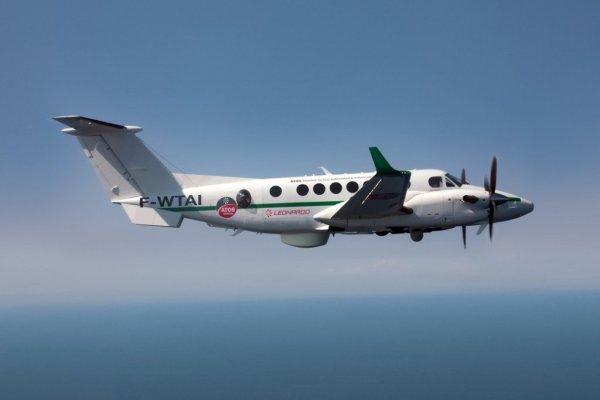 Leonardo King Air 350ER