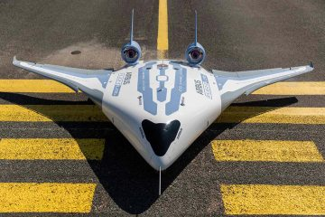 Airbus MAVERIC - Model Aircraft for Validation and Experimentation of Robust Innovative Controls