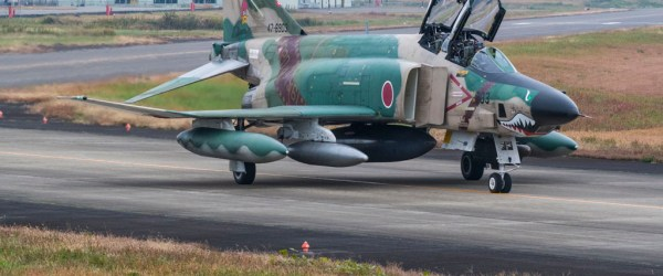 F-4EJ Phantom II giappone