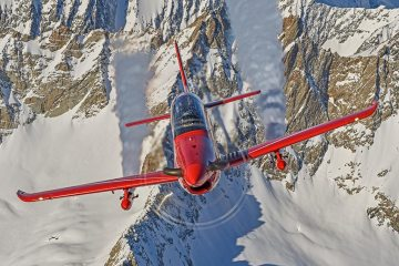 pilatus pc-21 next generation trainer