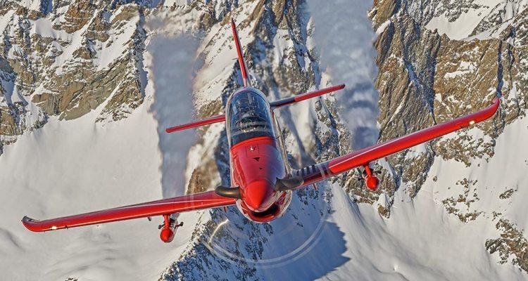 pilatus pc-21 next generation trainer