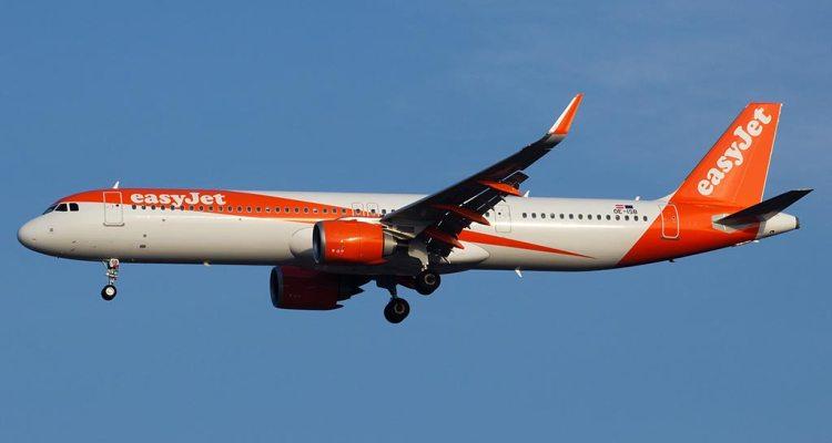 A321 easyJet