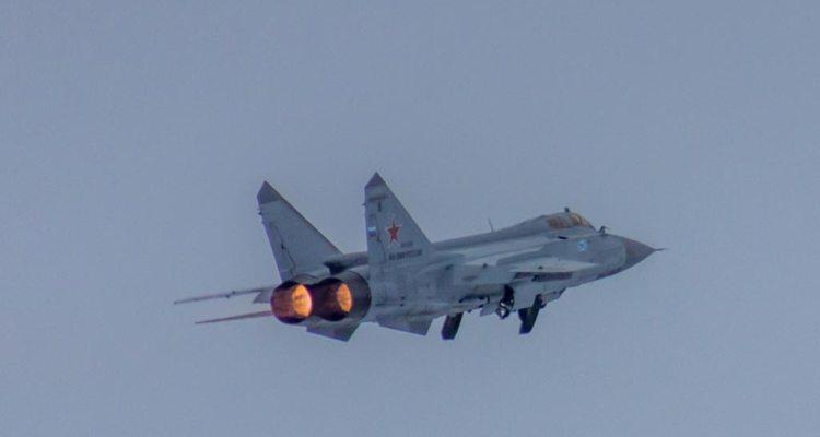 MIG-31BM russi