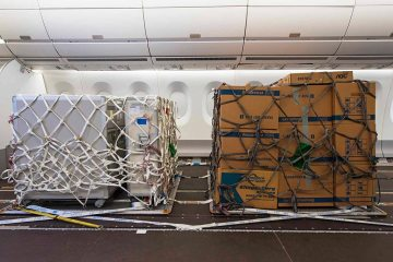 Airbus cabina cargo