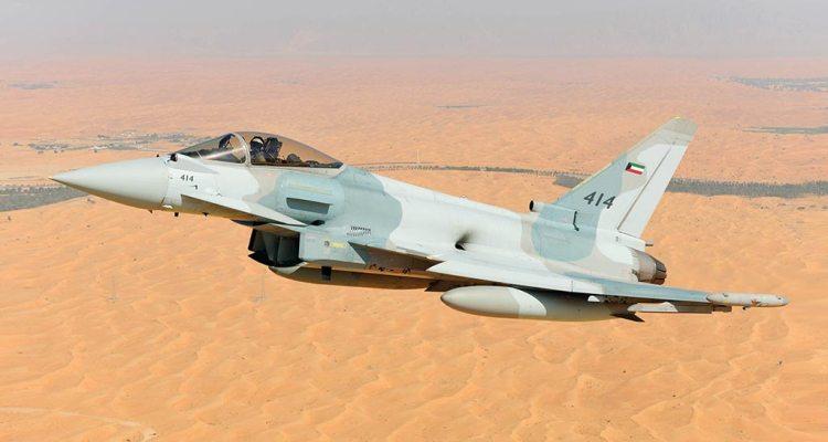 Eurofighter configurazione ISPA 6
