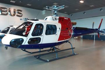 Helitrans airbus H125