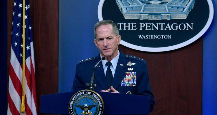 US Air Force Chief of Staff Gen. David L. Goldfein