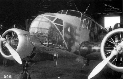 Caproni Ca.311M (foto AM)