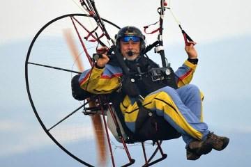 Fabrizio Lazzati Team Paramotoristici Audaci