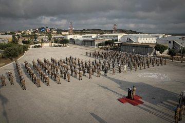 UNIFIL Medal Parade Libano 2020