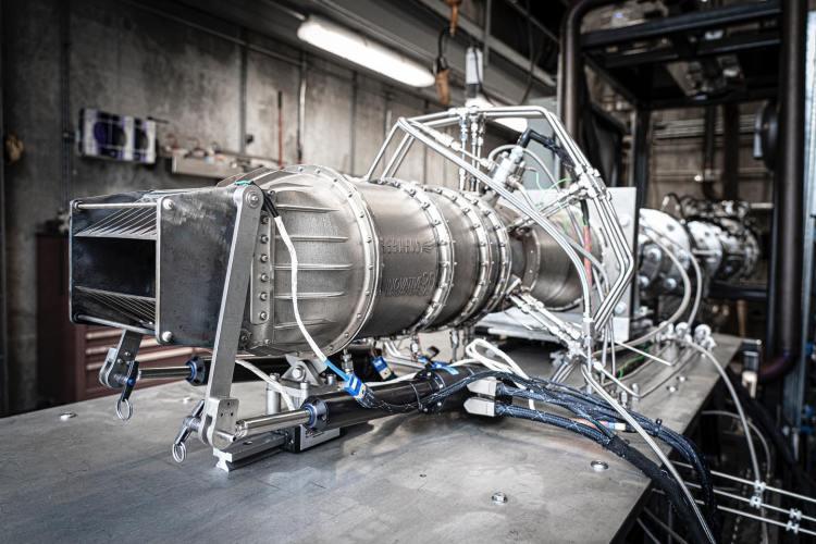 Motore Hermeus Mach 5