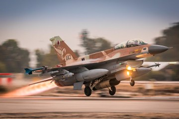 Israeli Air Force F-16C/D Barak