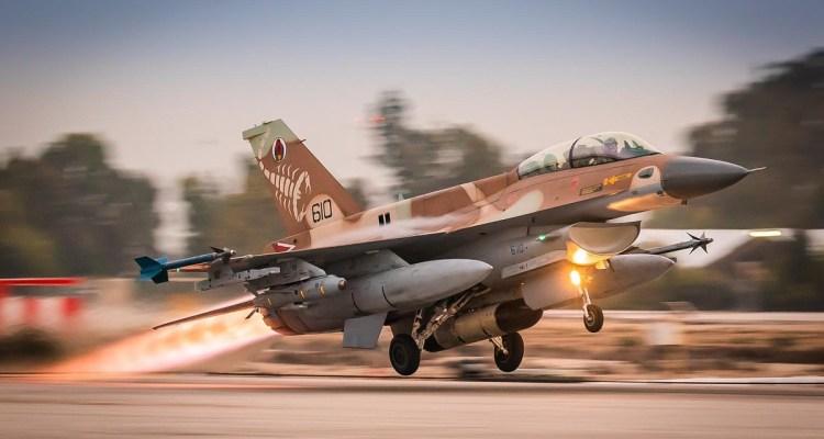 Israeli Air Force F-16C/D Barak