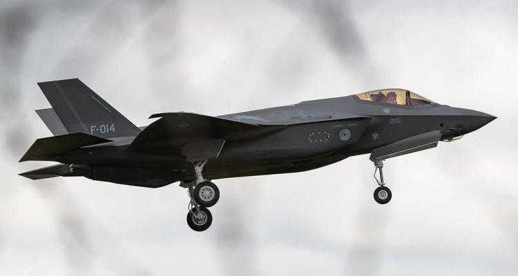14° F-35A Olanda AN14 - F014