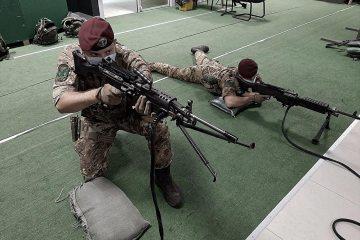 183° reggimento paracadutisti nembo EST - Engagement Skill Trainer