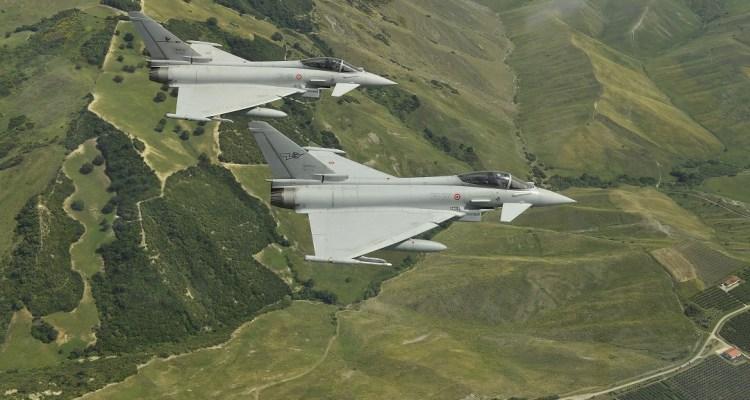 Eurofighter Aeronautica Militare