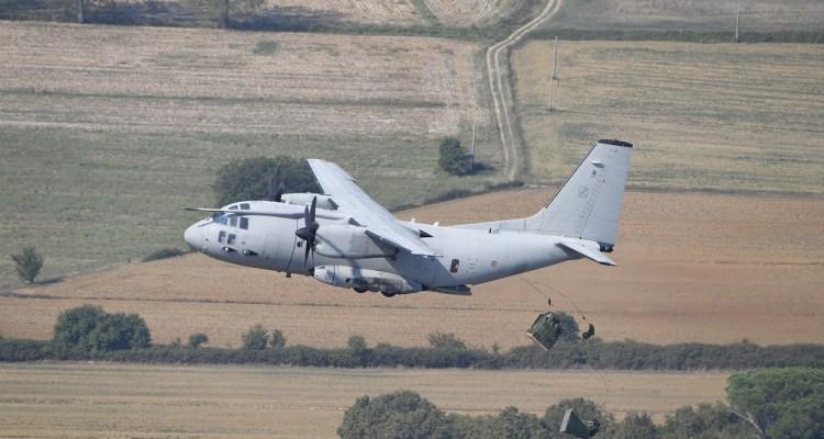 FARP aviolancio e rifornimento avanzato aeronautica militare