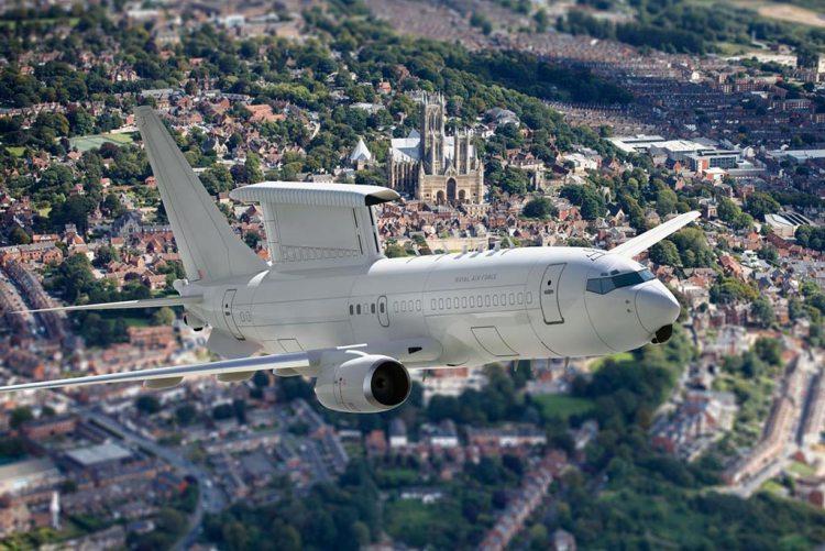 RAF concept E7 Wedgetail
