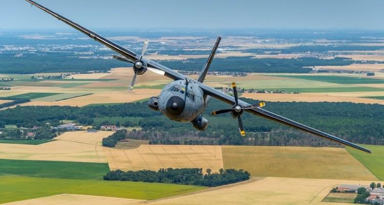 Transall C-160 Escadron de transport 2/64 Anjou