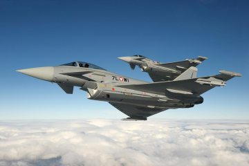 eurofighter austriaci