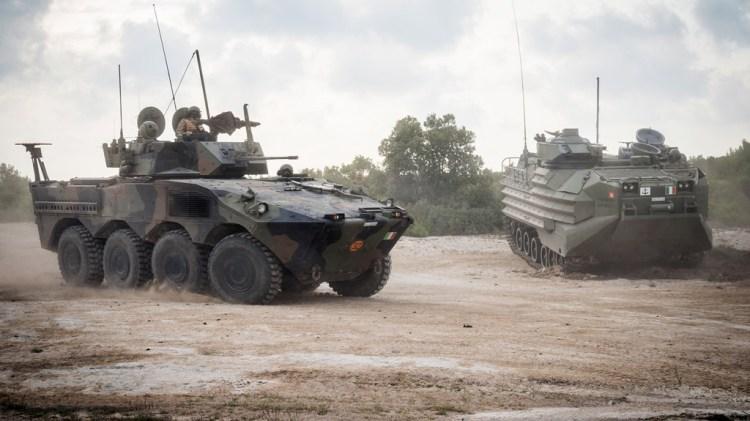 mezzi blindati forze armate italiane