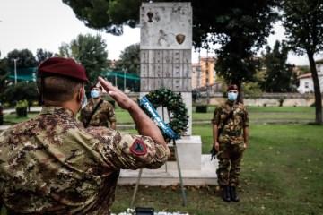 Folgore 78 anniversario battaglia el alamein