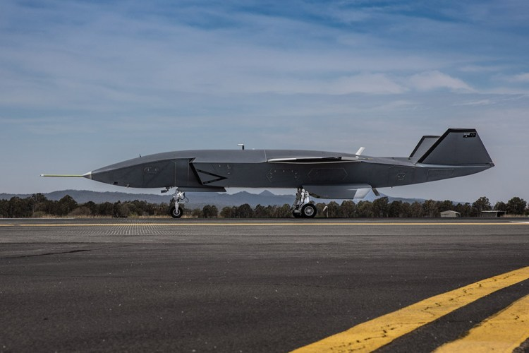 Boeing ATS Loyal Wingman