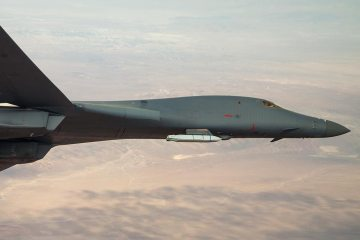 Bombardiere strategico B-1B Lancer