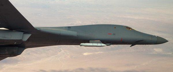 Bombardiere strategico B-1B Lancer