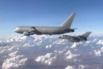 KC-767A Aeronautica Militare in Kuwait
