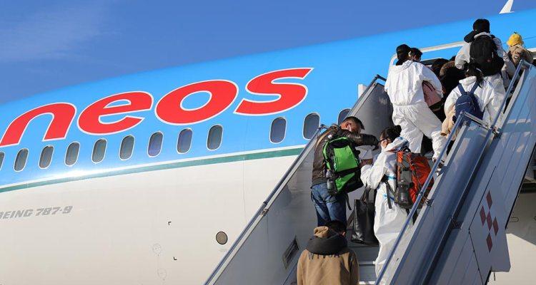 Neos 787-9 Dreamliner