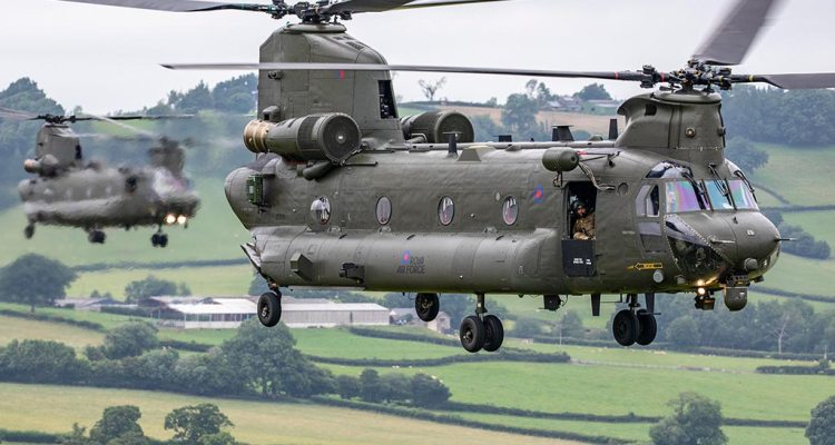 Royal Air Force CH-47 Chinook