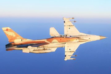 F-16A Netz Israeli Air Force