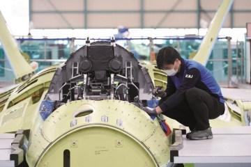 Caccia di nuova generazione sud coreano KF-X