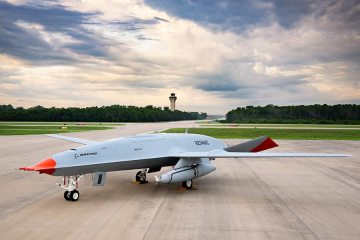 US Navy MQ-25A Stingray