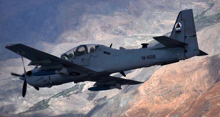 afghan air force a29b super tucano