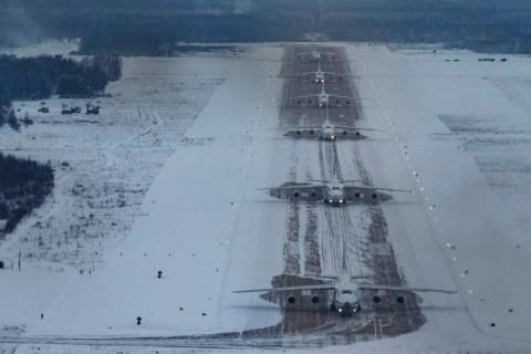 An-124 Ruslan forze aeree russe
