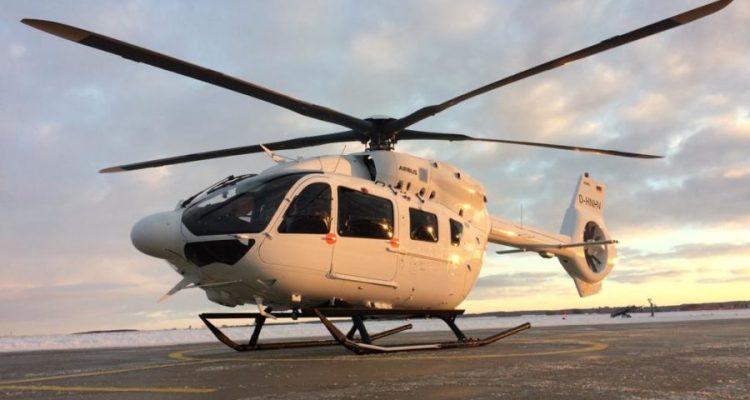 NHV Luftwaffe H145D3