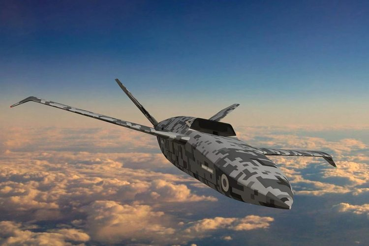 RAF Loyal Wingman project Mosquito