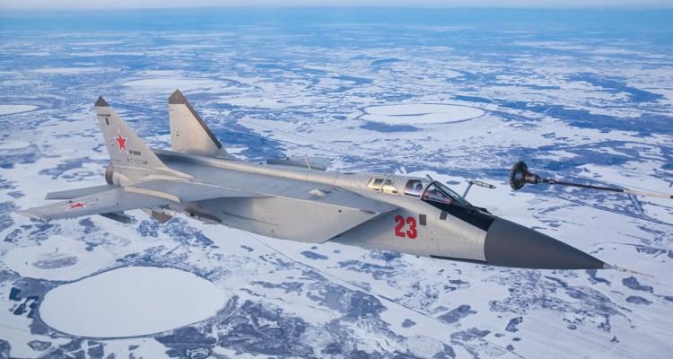 Mig-31BM Foxhound