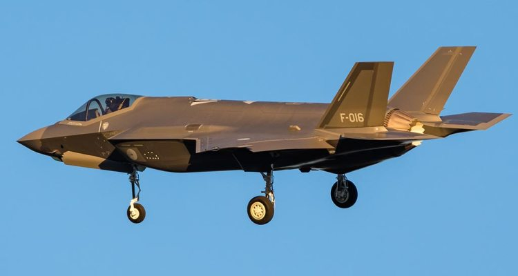 sedicesimo-F35-royal-nehterlands-air-force