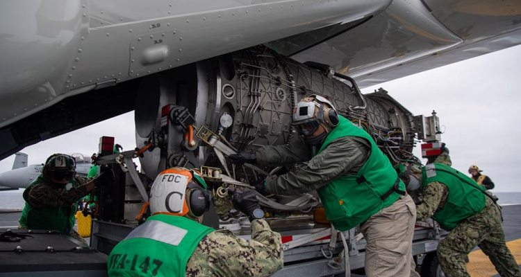 Motore F-135