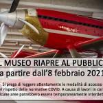 Avviso riapertura museo x ingresso (ITA)1
