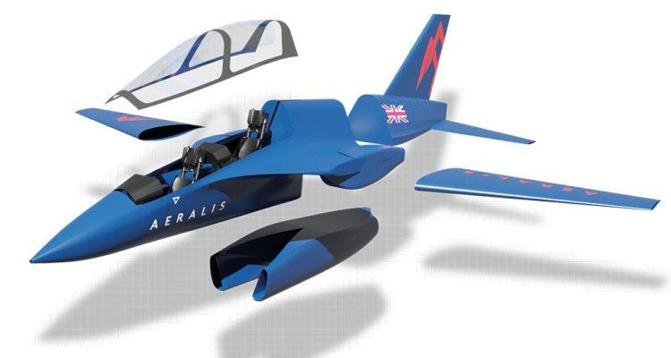 AERALIS jet convertibile
