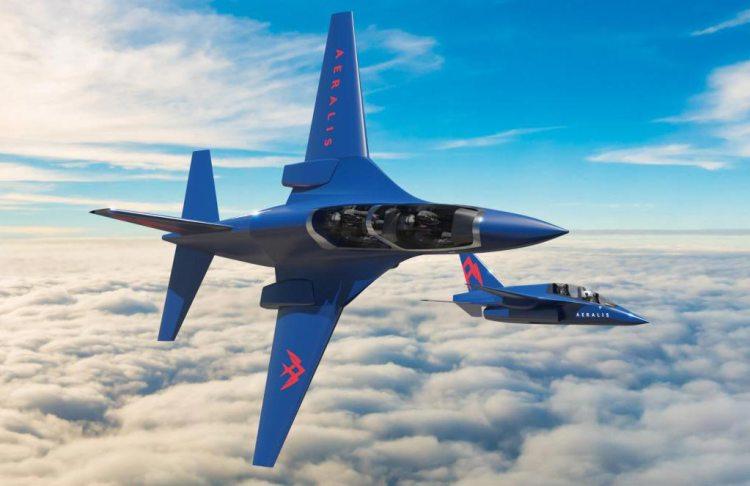 aeralis modular jet