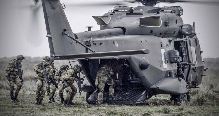 AVES fanteria aeromobile