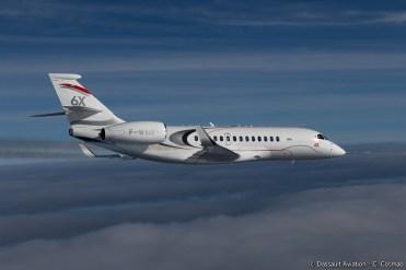 Dassault Aviation Falcon 6X