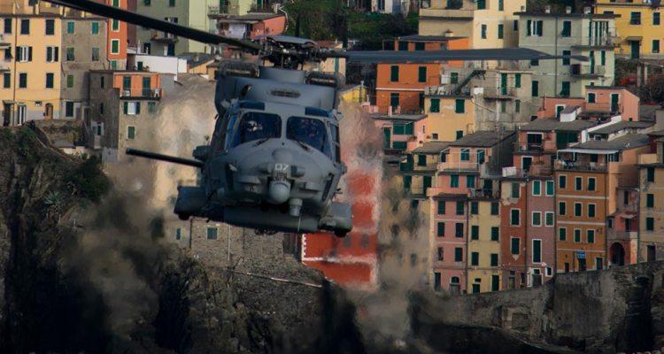 SH-90A Marina Militare